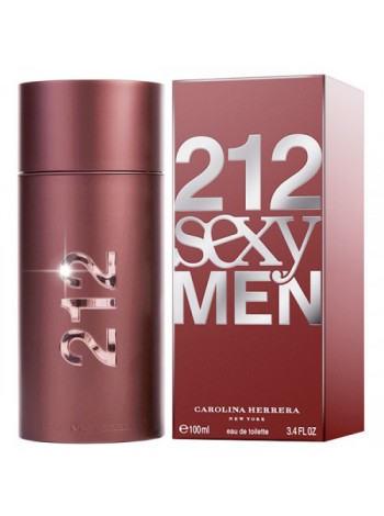Carolina Herrera 212 Sexy Men 5 мл (распив)