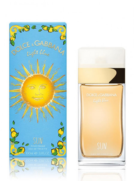 Dolce&Gabbana Light Blue Sun