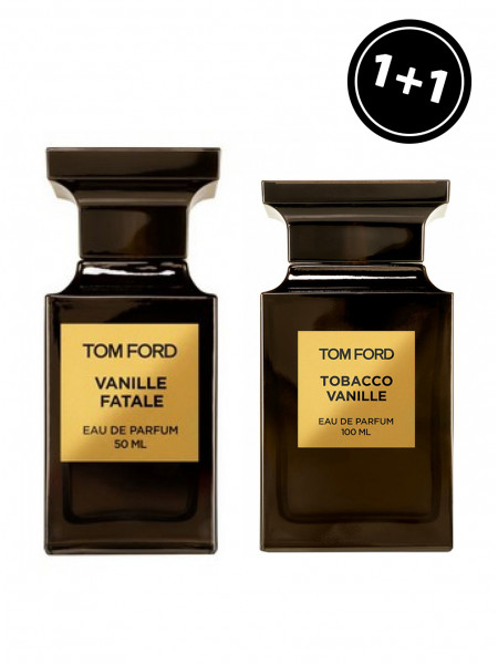Tom Ford Vanille Fatale & Tom Ford Tobacco Vanille